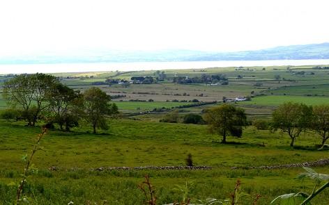 County Derry, Ireland – looking towards Magilligan