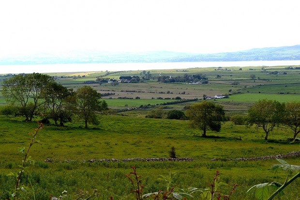 County Derry, Ireland – looking towards Magilligan