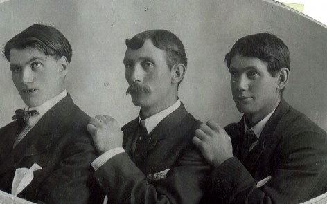 The Cust Family – 1901 to 2012