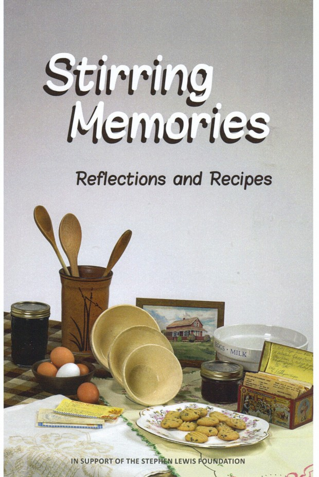 Cover Stirring Memories