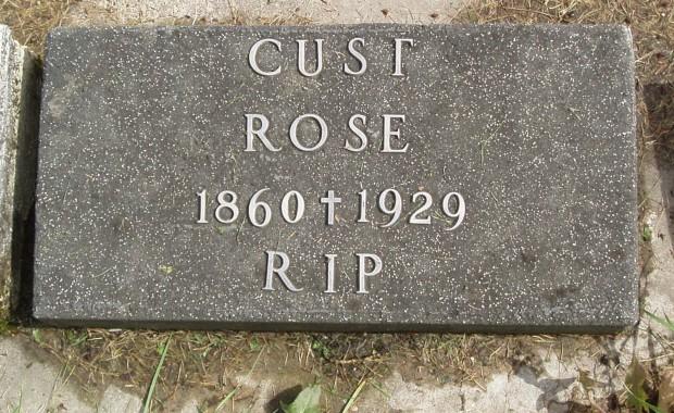 Rose Allen Cust (1860-1929)